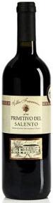 Vinho Tinto Italiano Primitivo