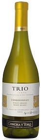 Vinho Branco Trio Concha Y Toro