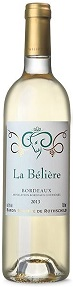 Vinho Branco Francês Bordeaux Bélière