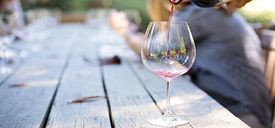 Vinho e bloqueio criativo