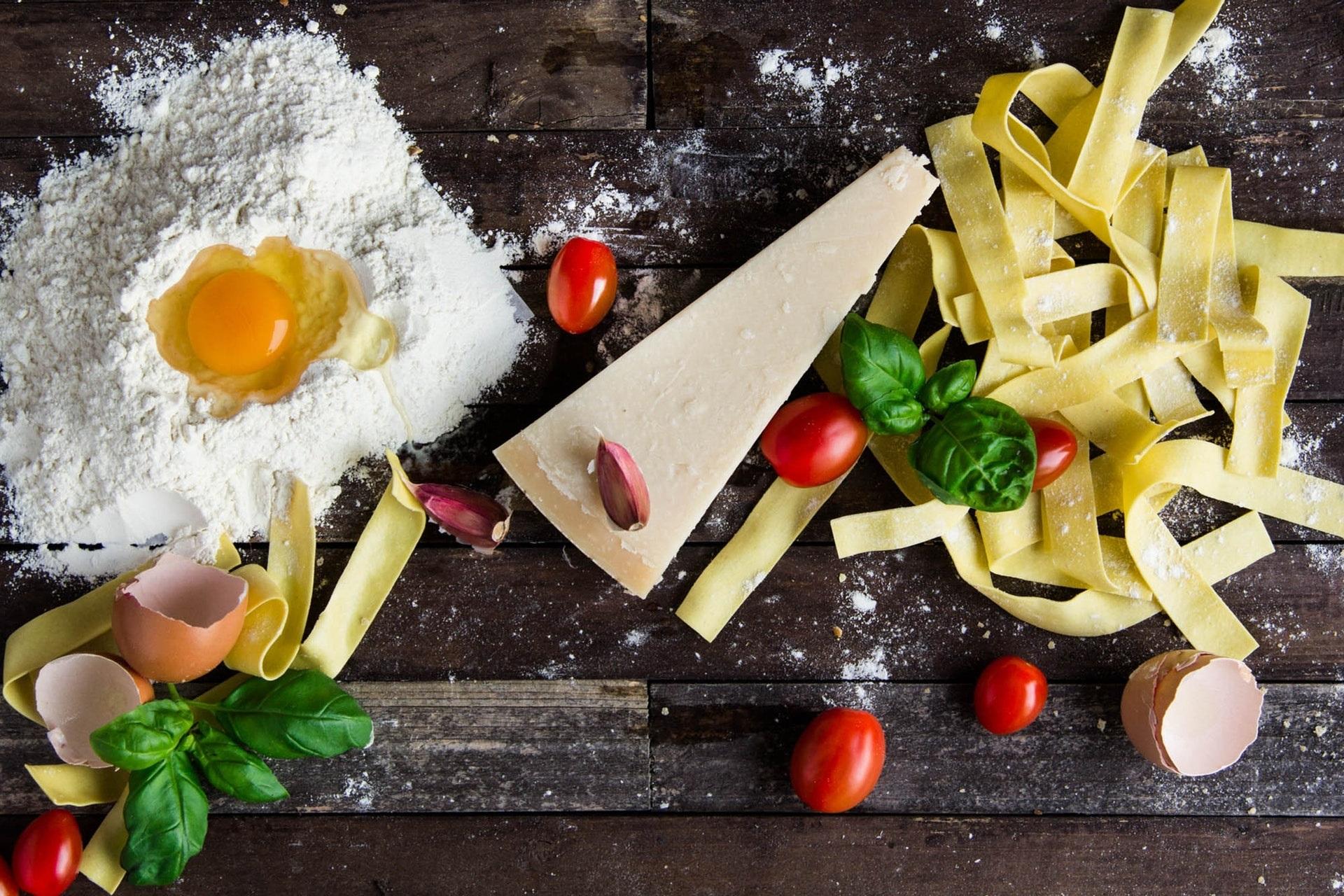Harmonização de vinho com queijo e massa