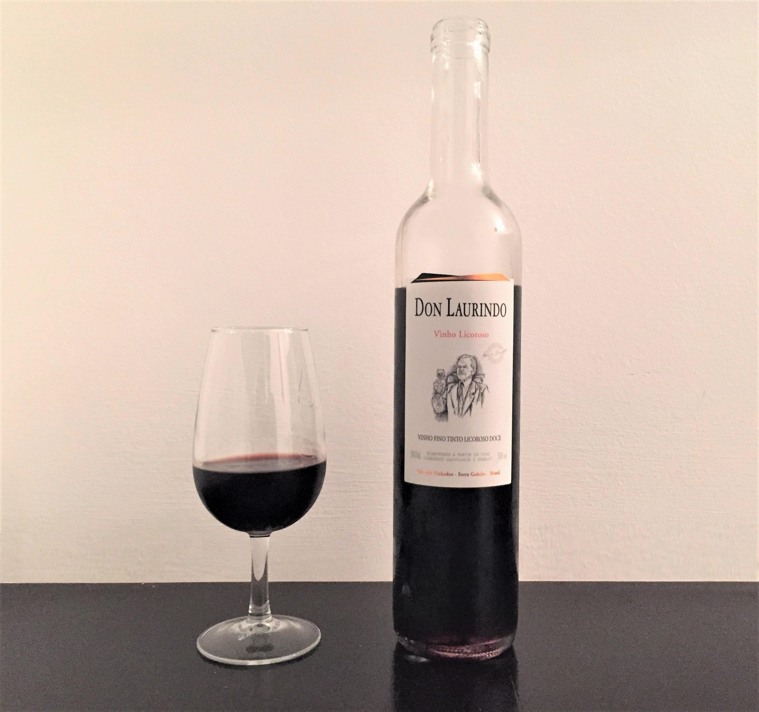 Vinho Licoroso Don Laurindo