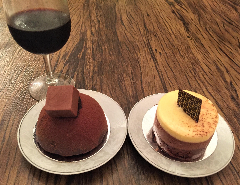 Harmonização vinho licoroso e sobremesa