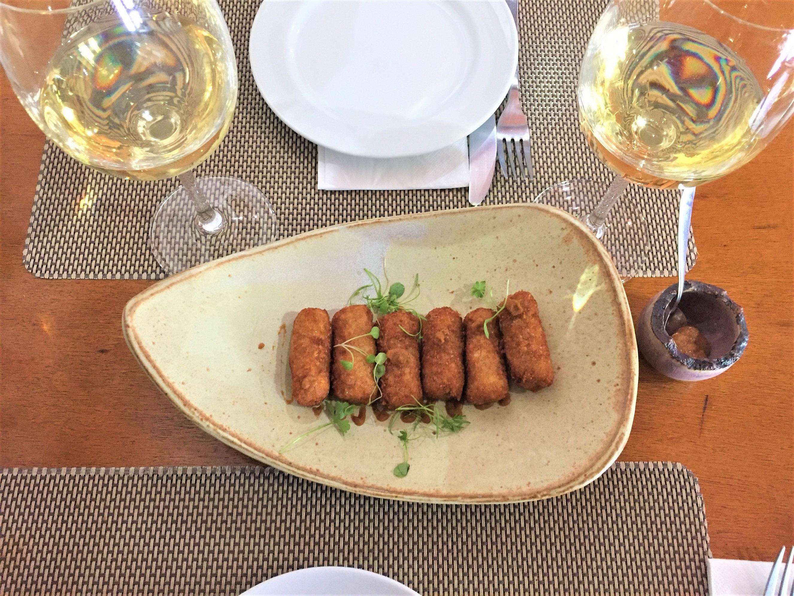harmonização vinho branco e peixe