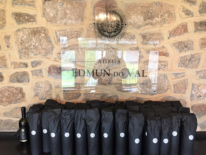 Quinta Edmun do Val logo