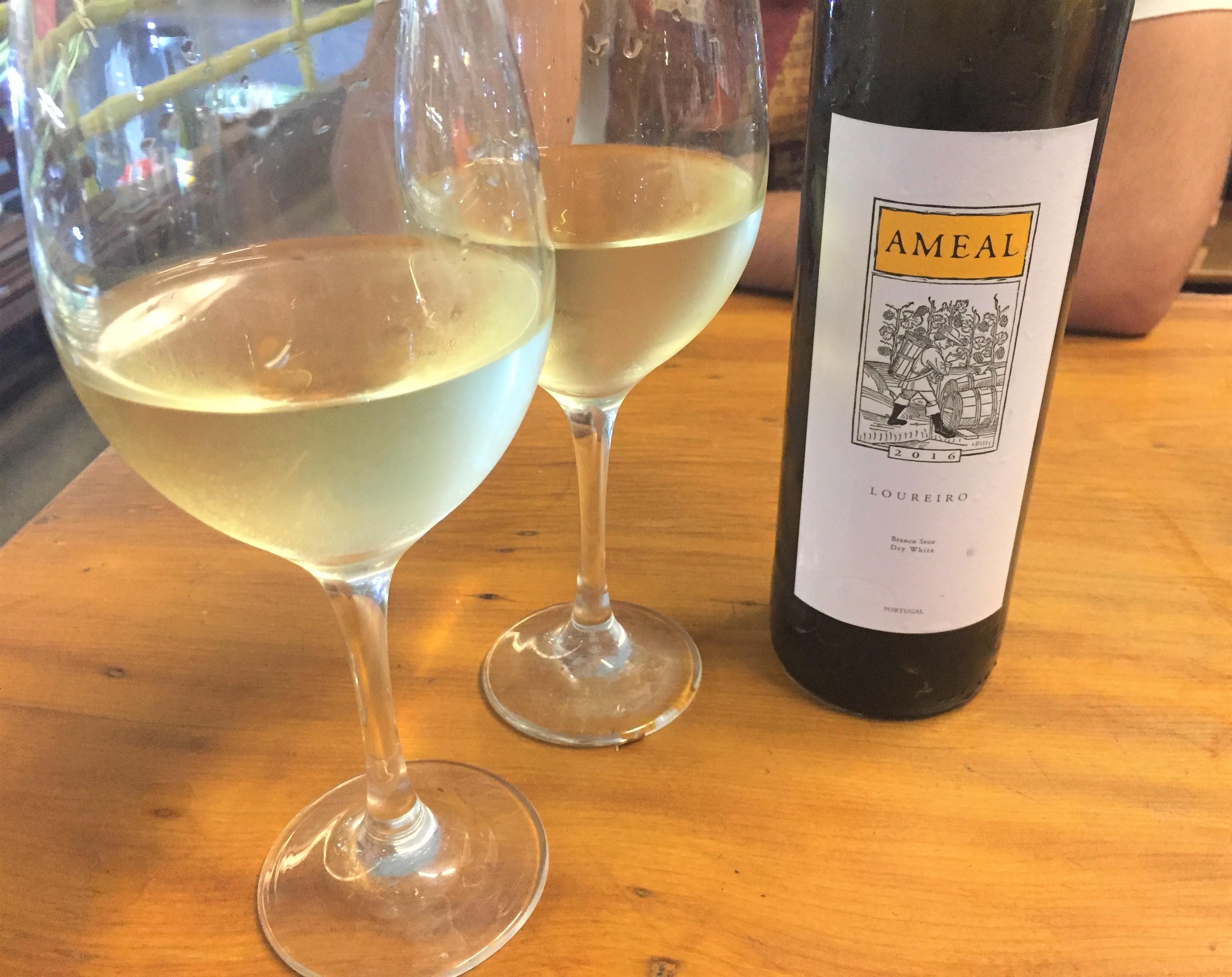 Vinho Verde Branco Quinta do Ameal Loureiro