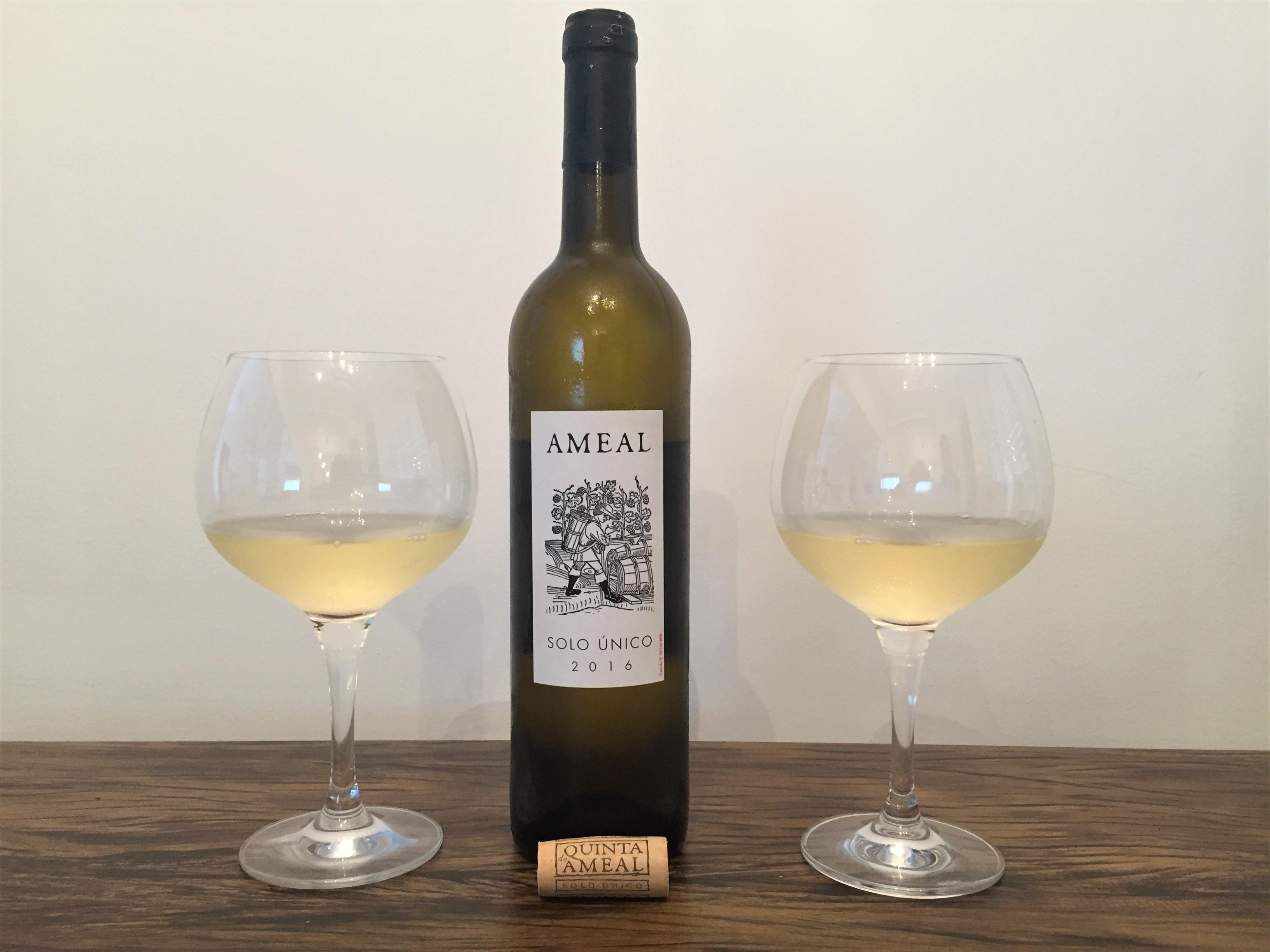 Vinho Verde Quinta do Ameal Solo Único