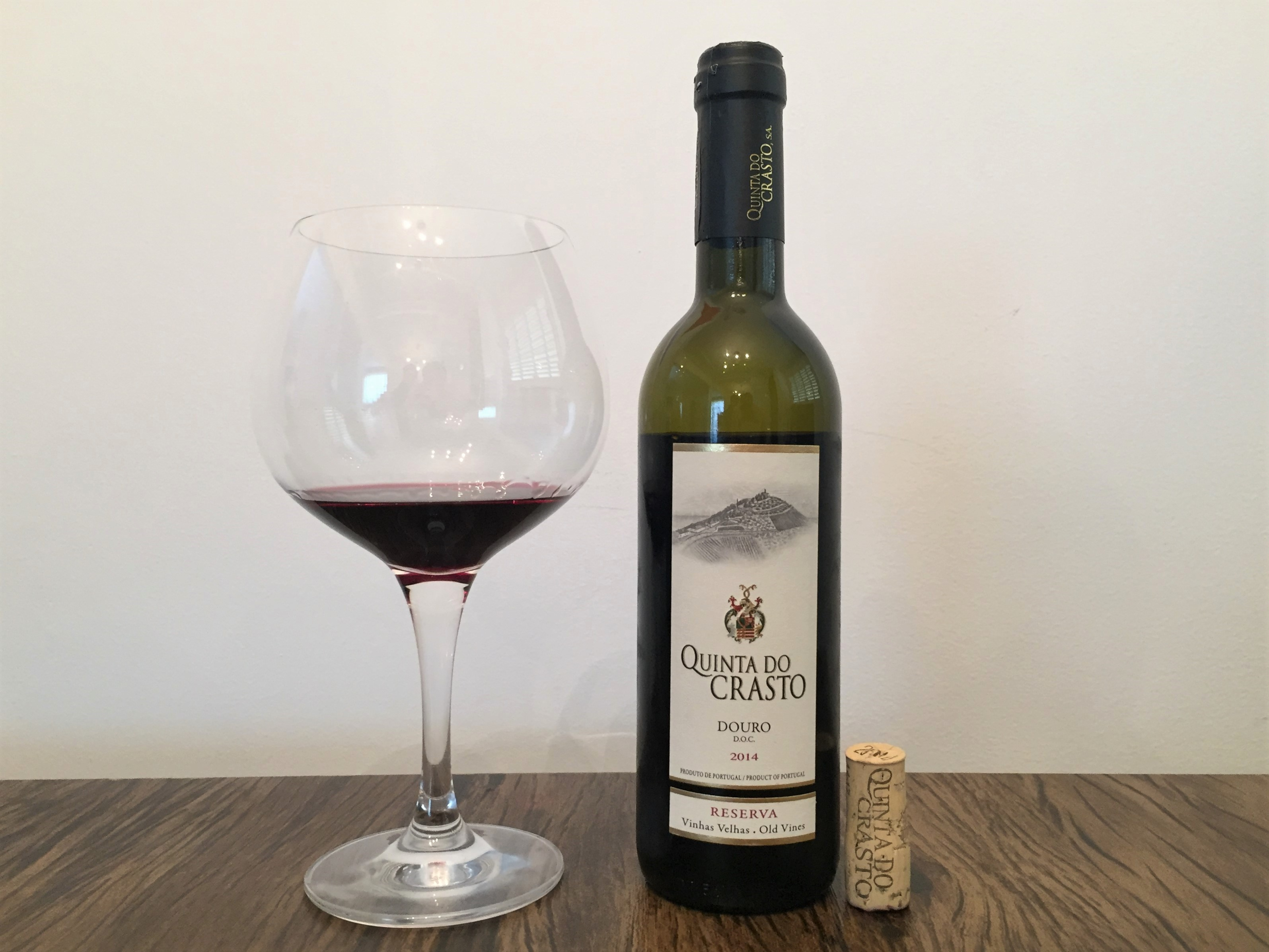 Vinho Tinto Quinta do Crasto Old Vines Reserva