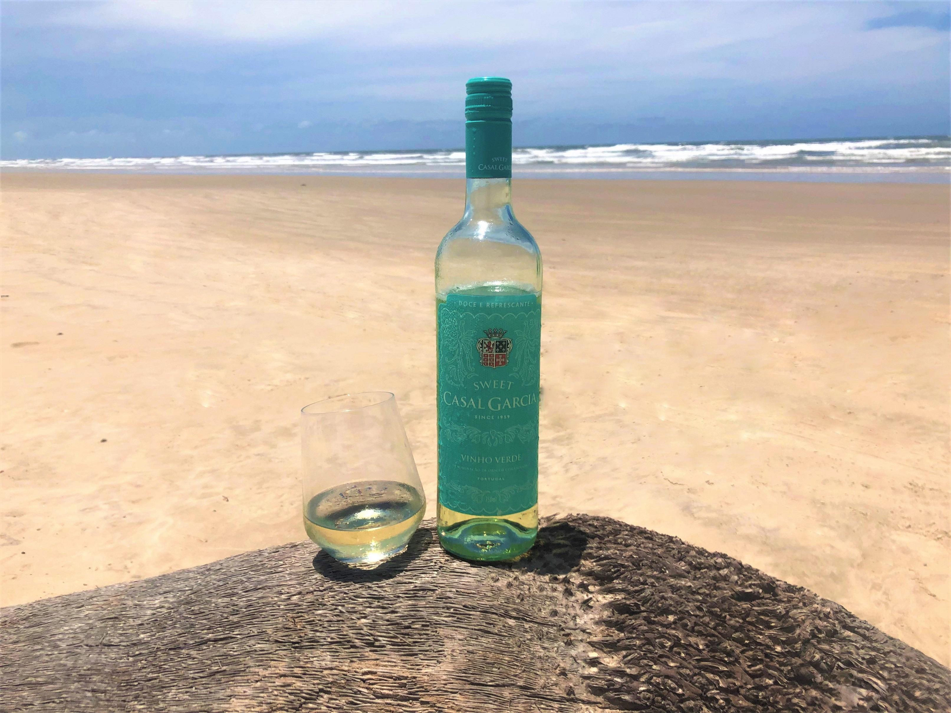 vinho verde Casal Garcial Sweet