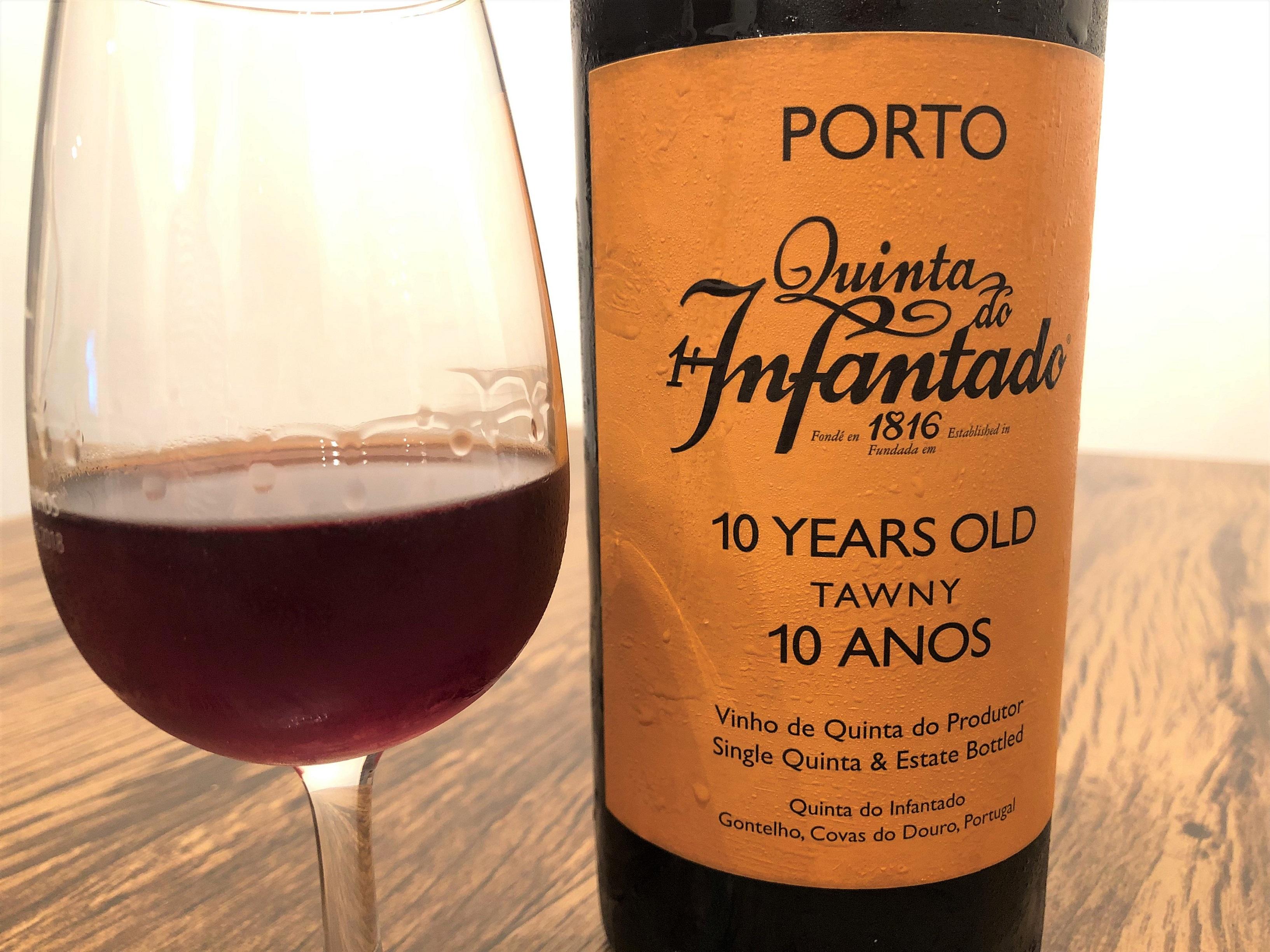 Quinta do Infantado vinho do Porto