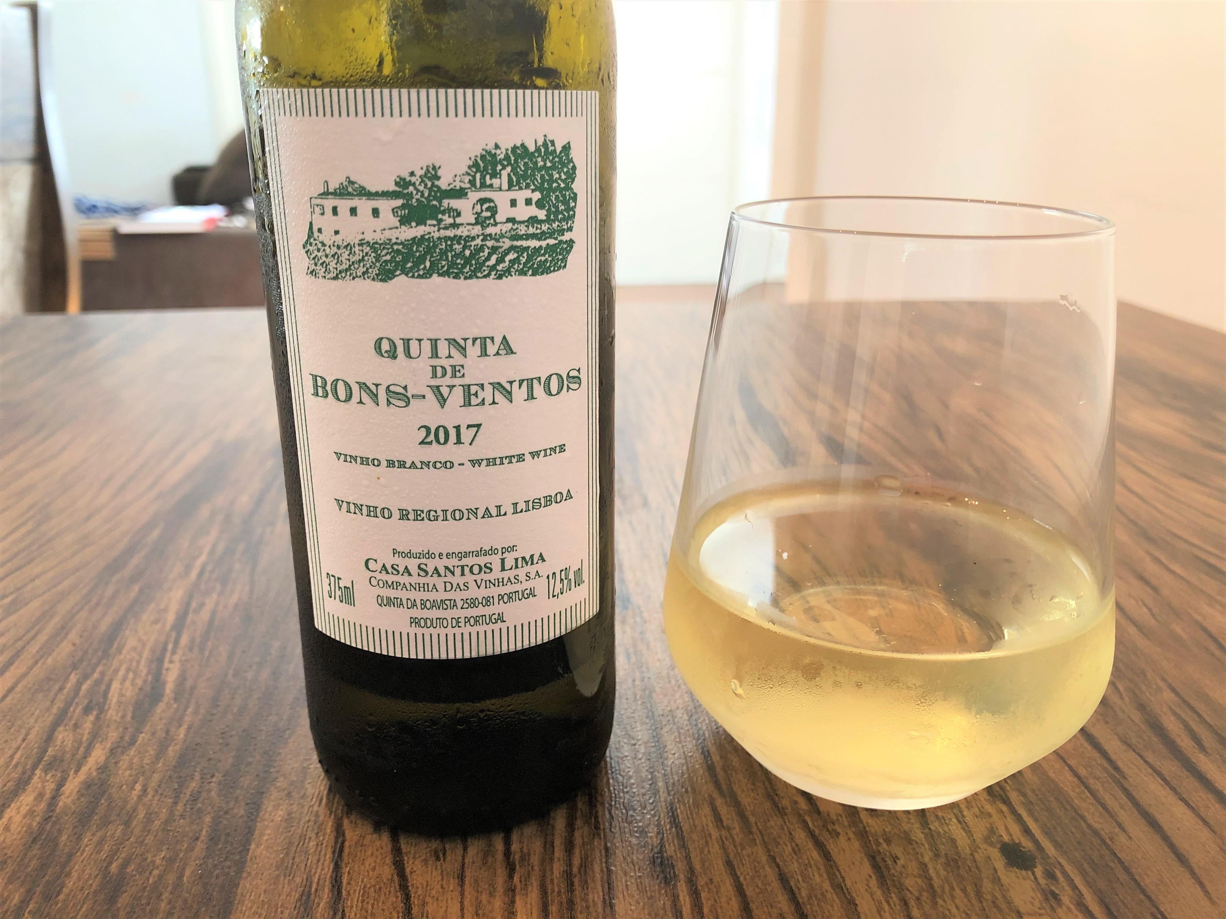 Quinta de Bons-Ventos vinho branco