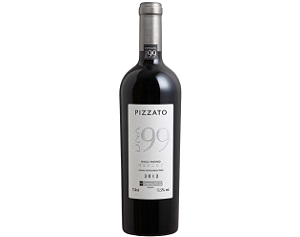 DNA 99 Pizzato Single Vineyard Merlot 2011