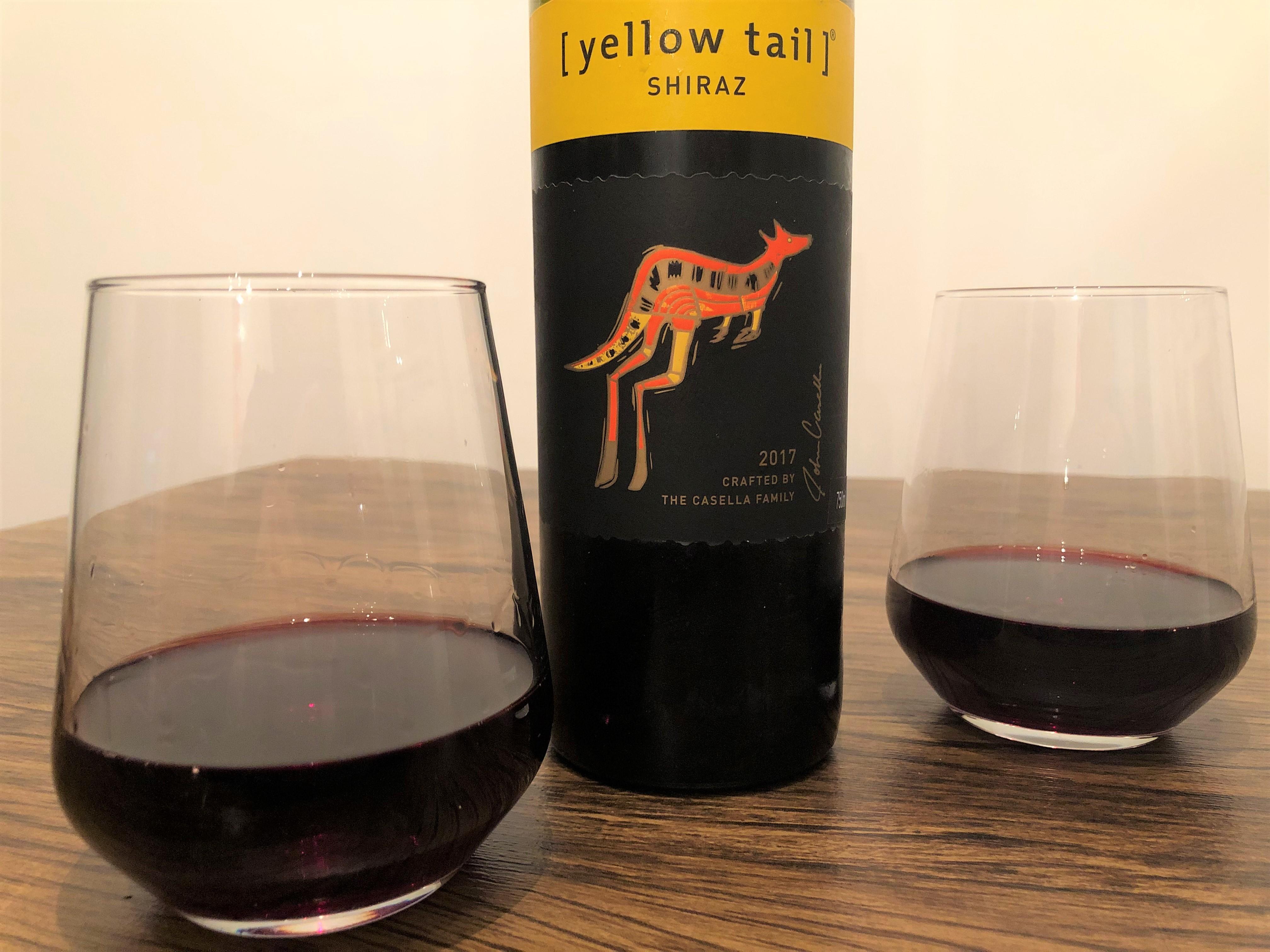 Yellow Tail vinho australiano Shiraz Syrah