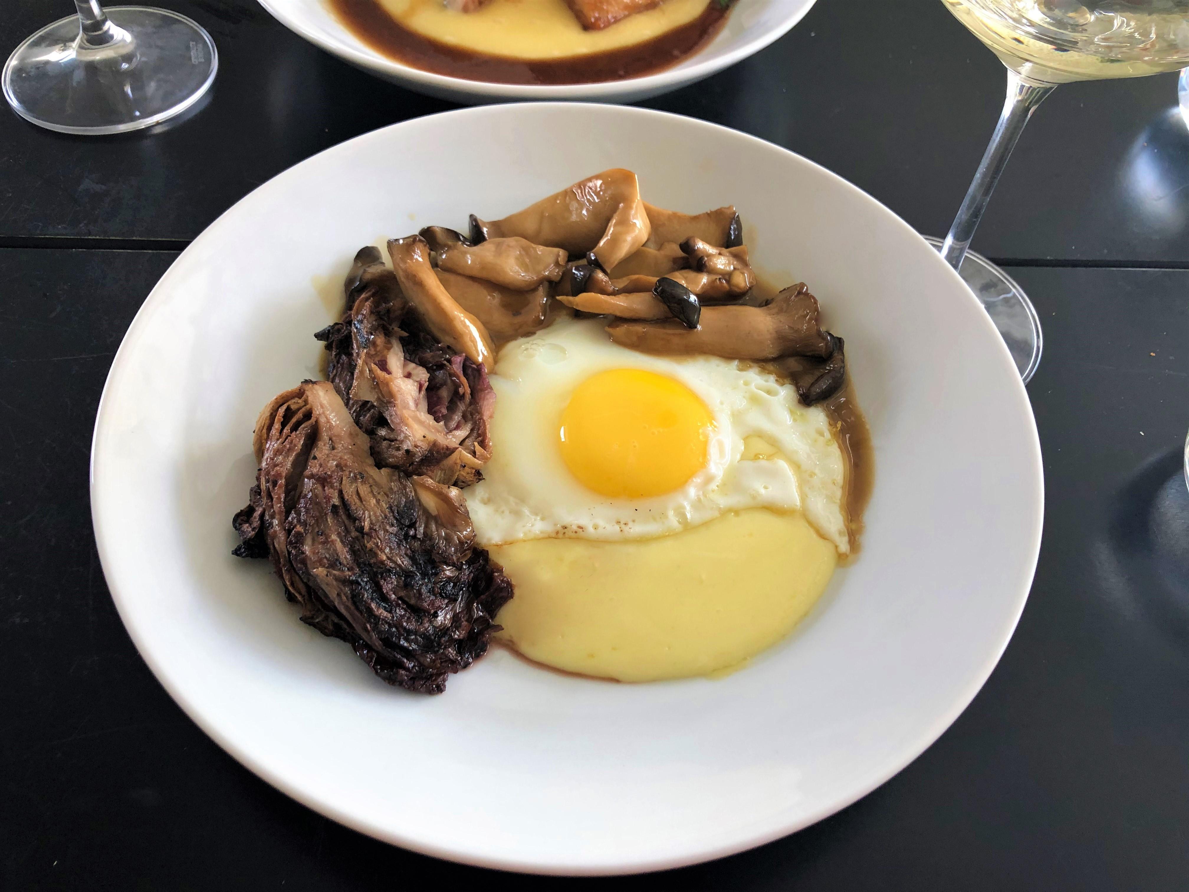 Harmonização vinho branco prato vegetariano