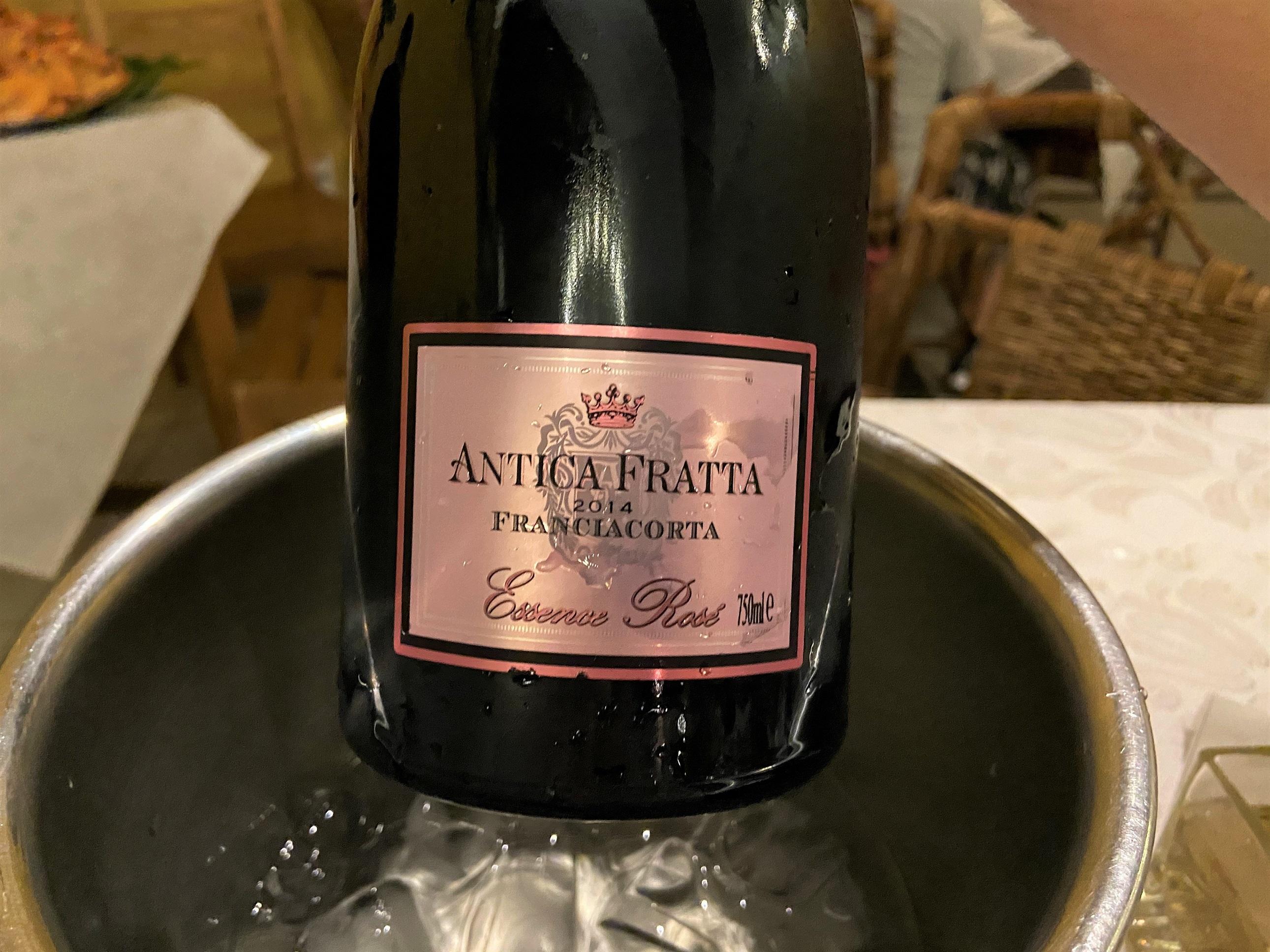Franciacorta Rosé Millesimato