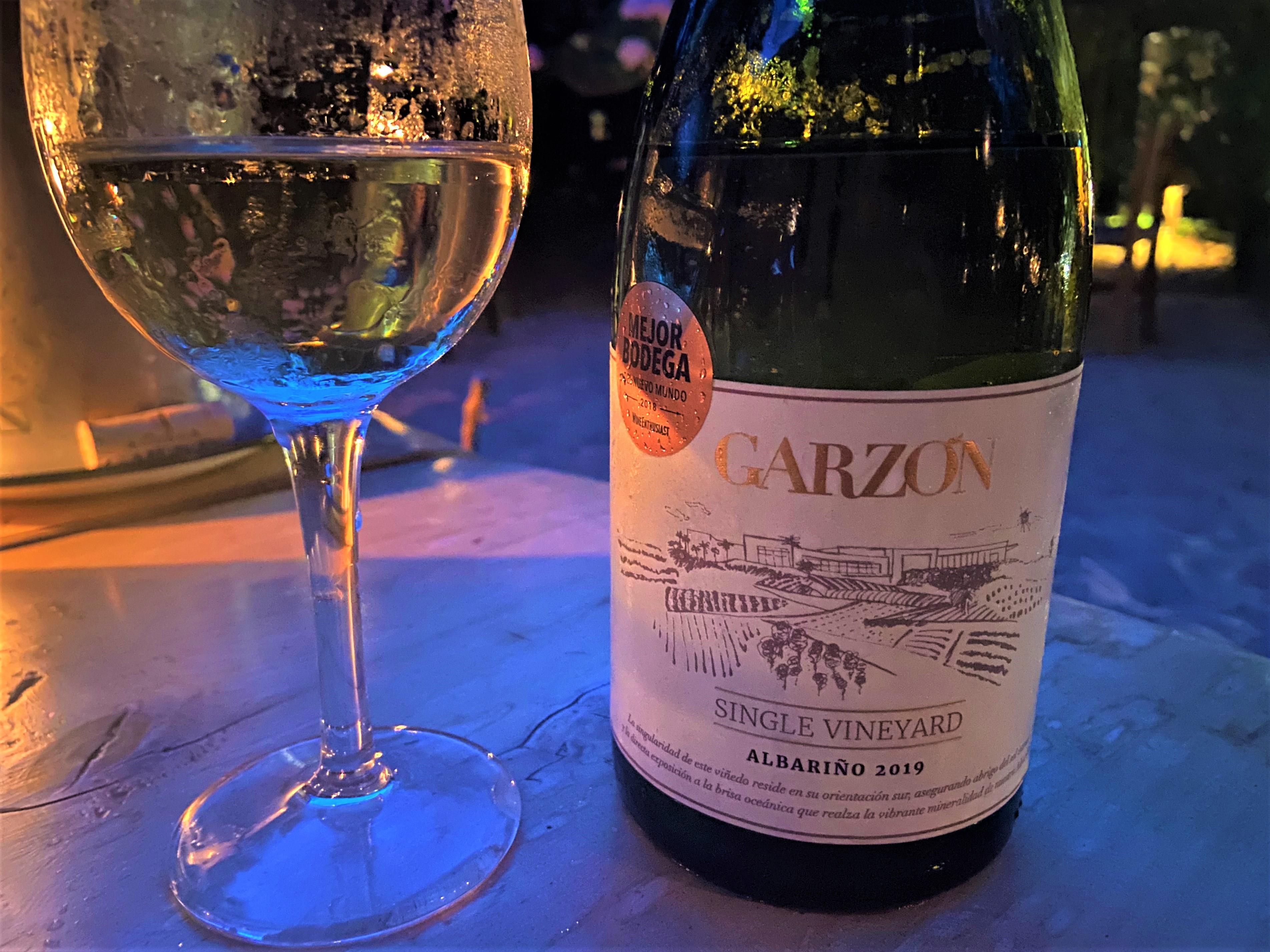 Garzón Single Vineyard Albarino