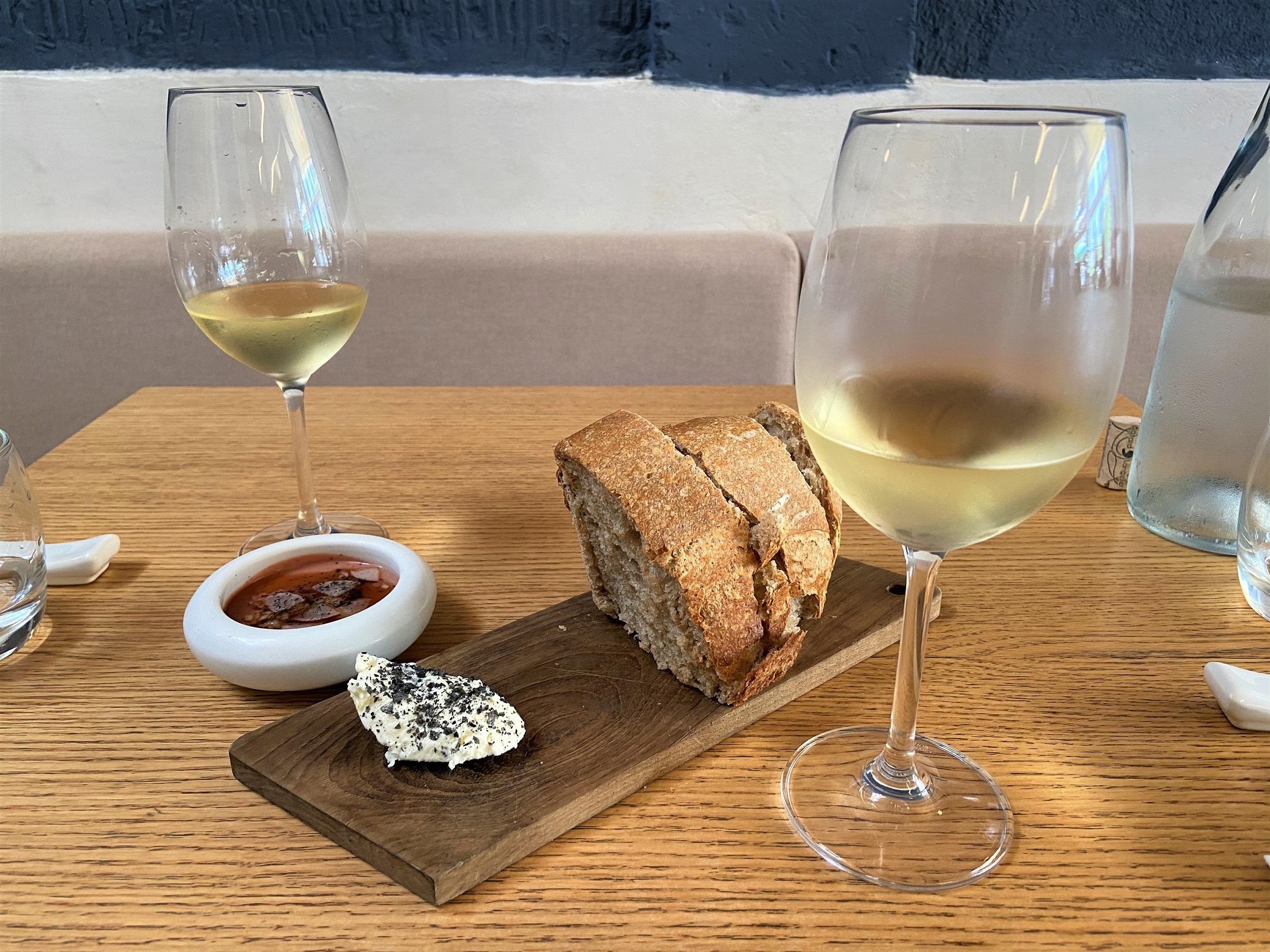 Vinho branco simples frescor leve