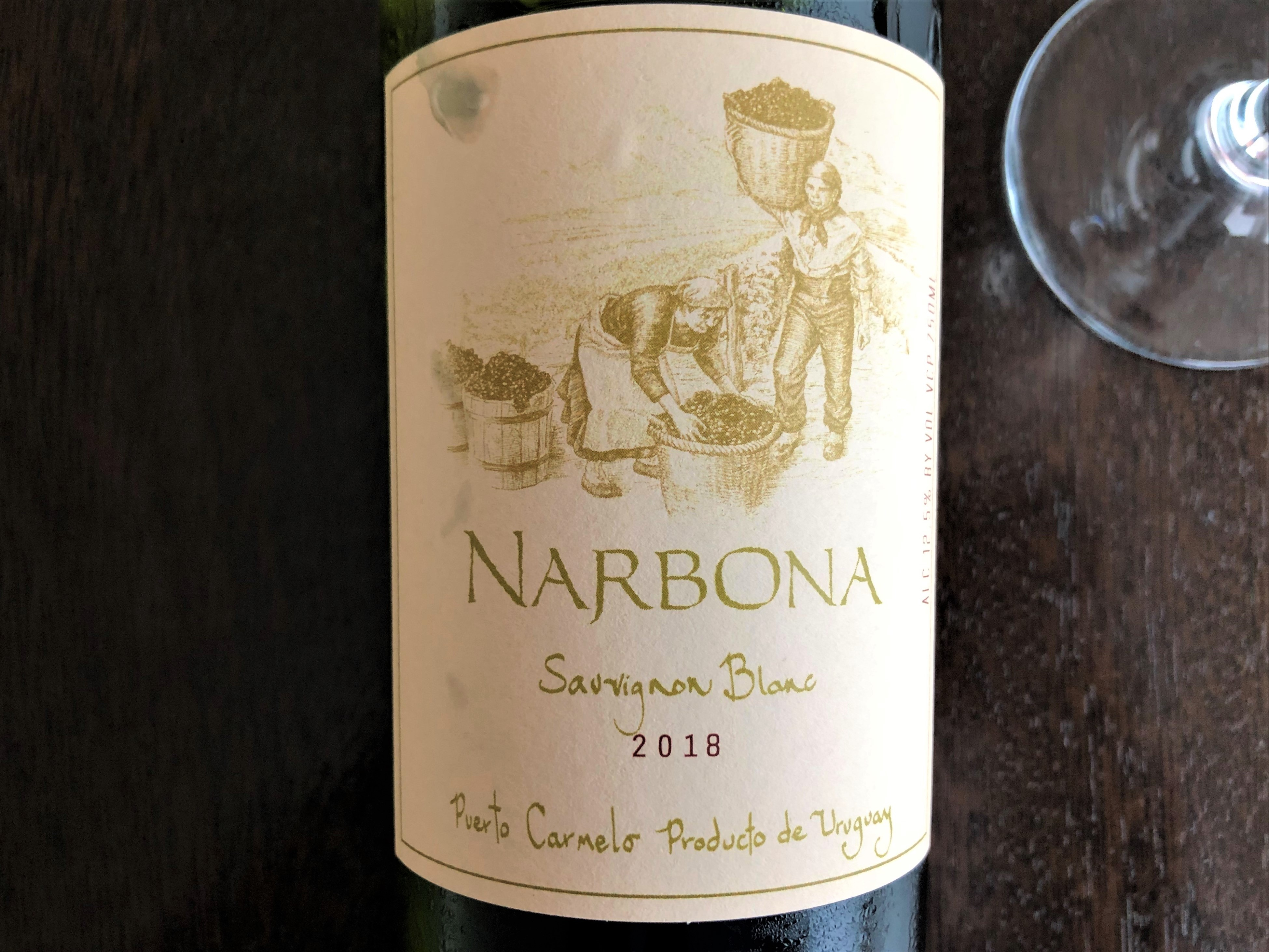 Narbona Wine Lodge Sauvignon Blanc