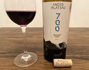 vinho chileno 700 Andes Plateau 2015