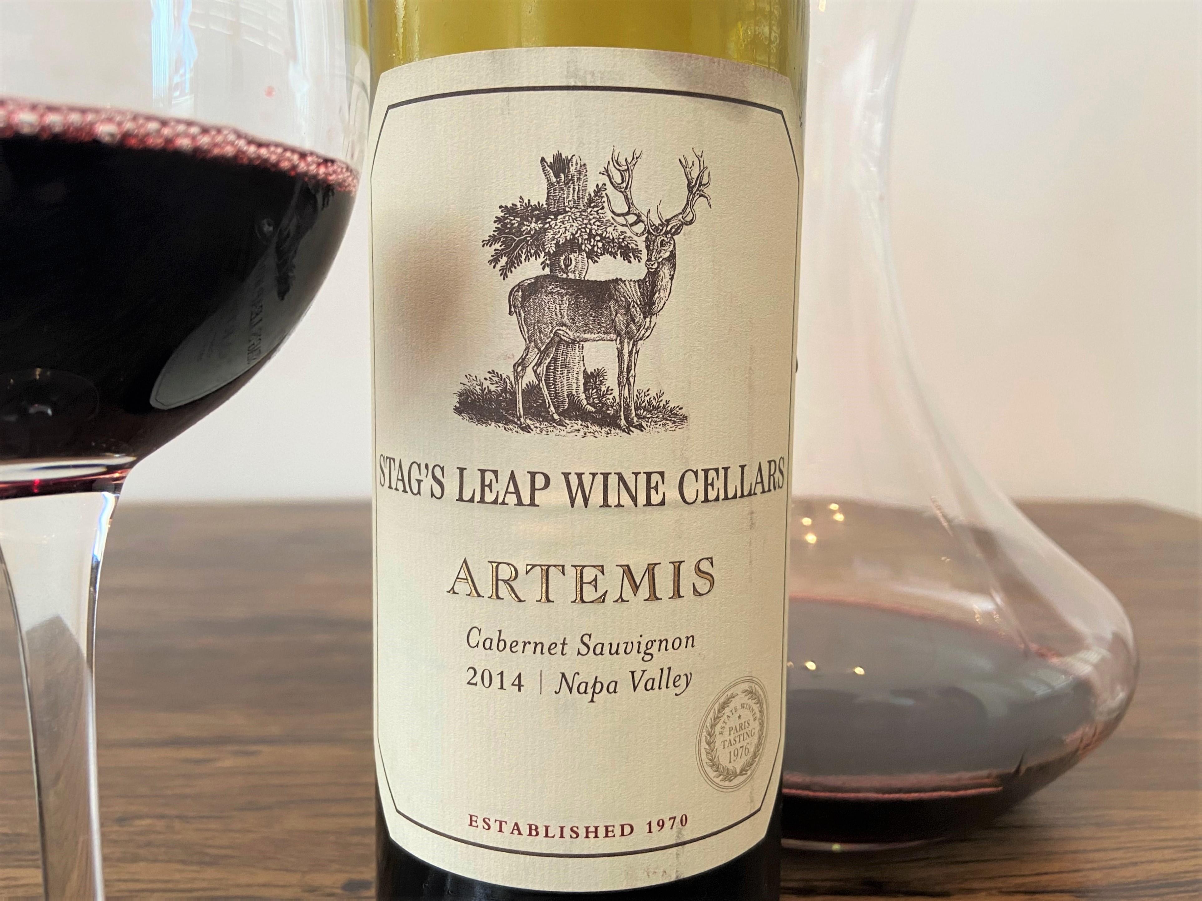 Stag's Leap Artemis