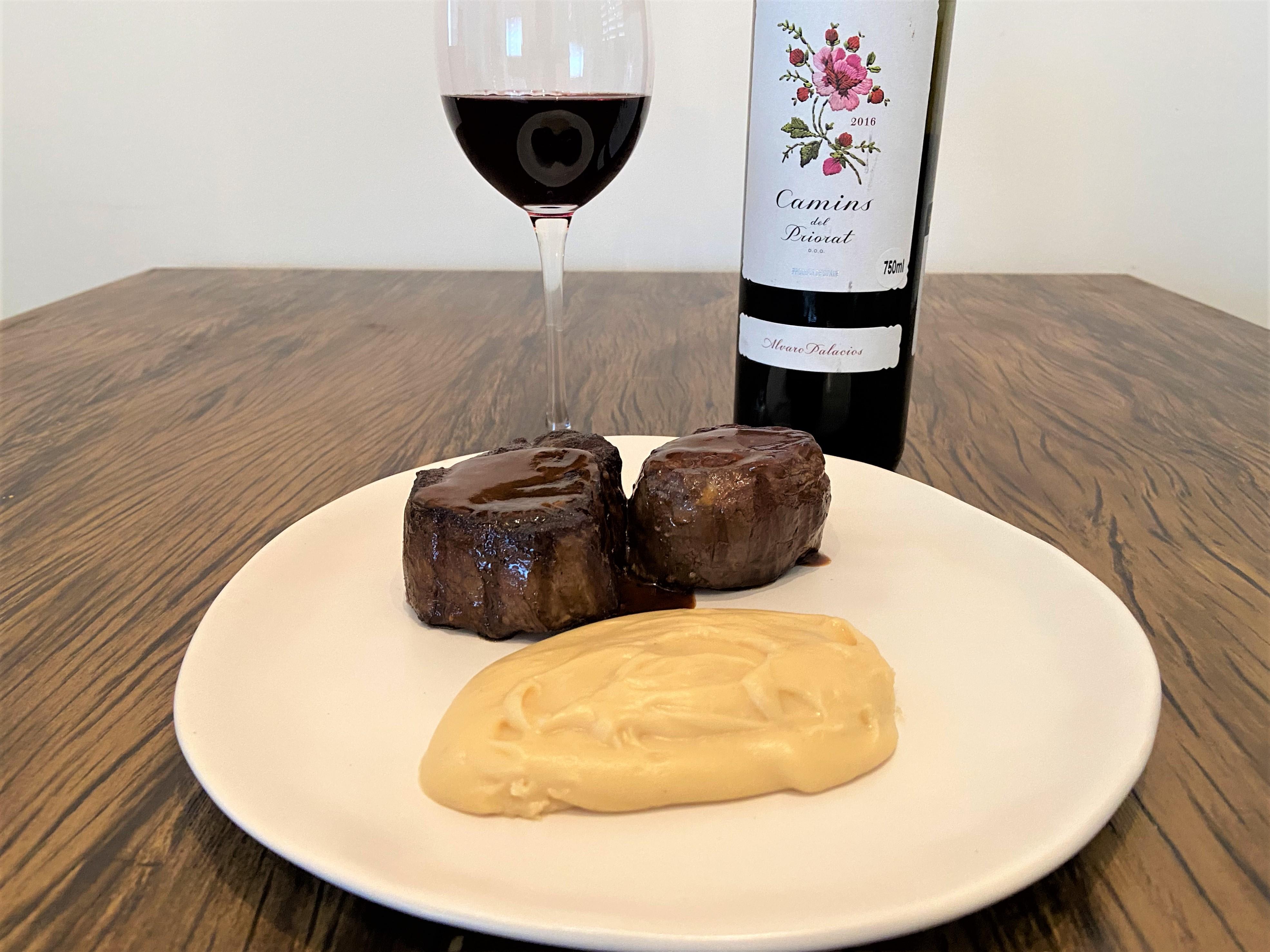 Harmonização carne e vinho