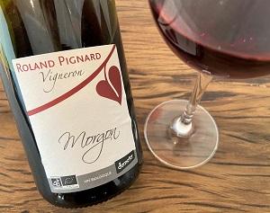 Beaujolais Morgon Roland Pignard