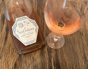 vinho rosé Saint Felicien 2019