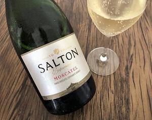 vinho brasileiro Espumante Salton Moscatel