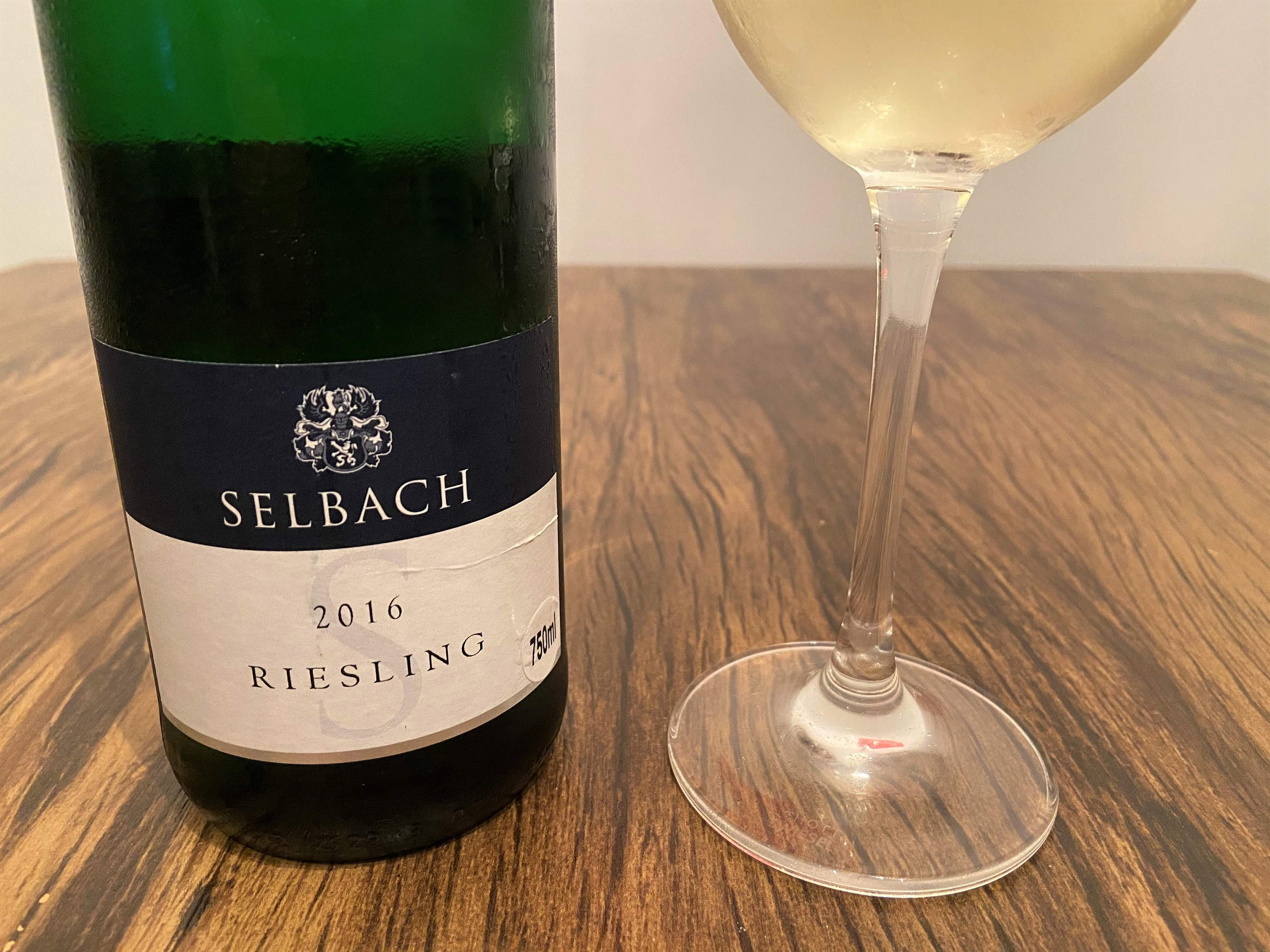 Selbach Oster Riesling QBA 2016