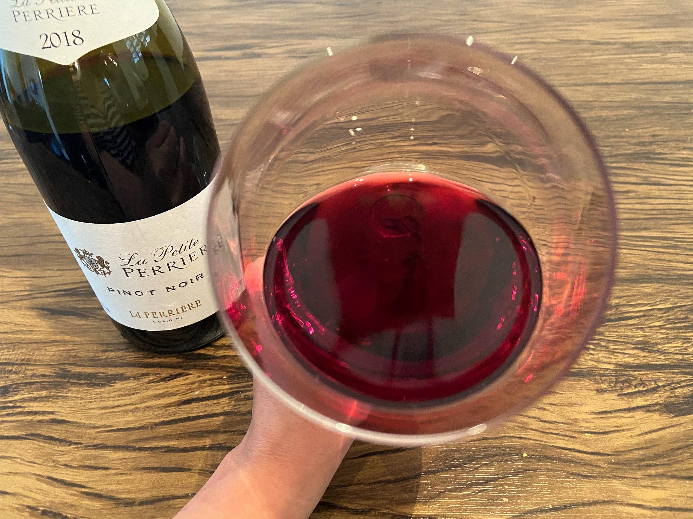 Vinho Pinot Noir Domaine Guy Saget
