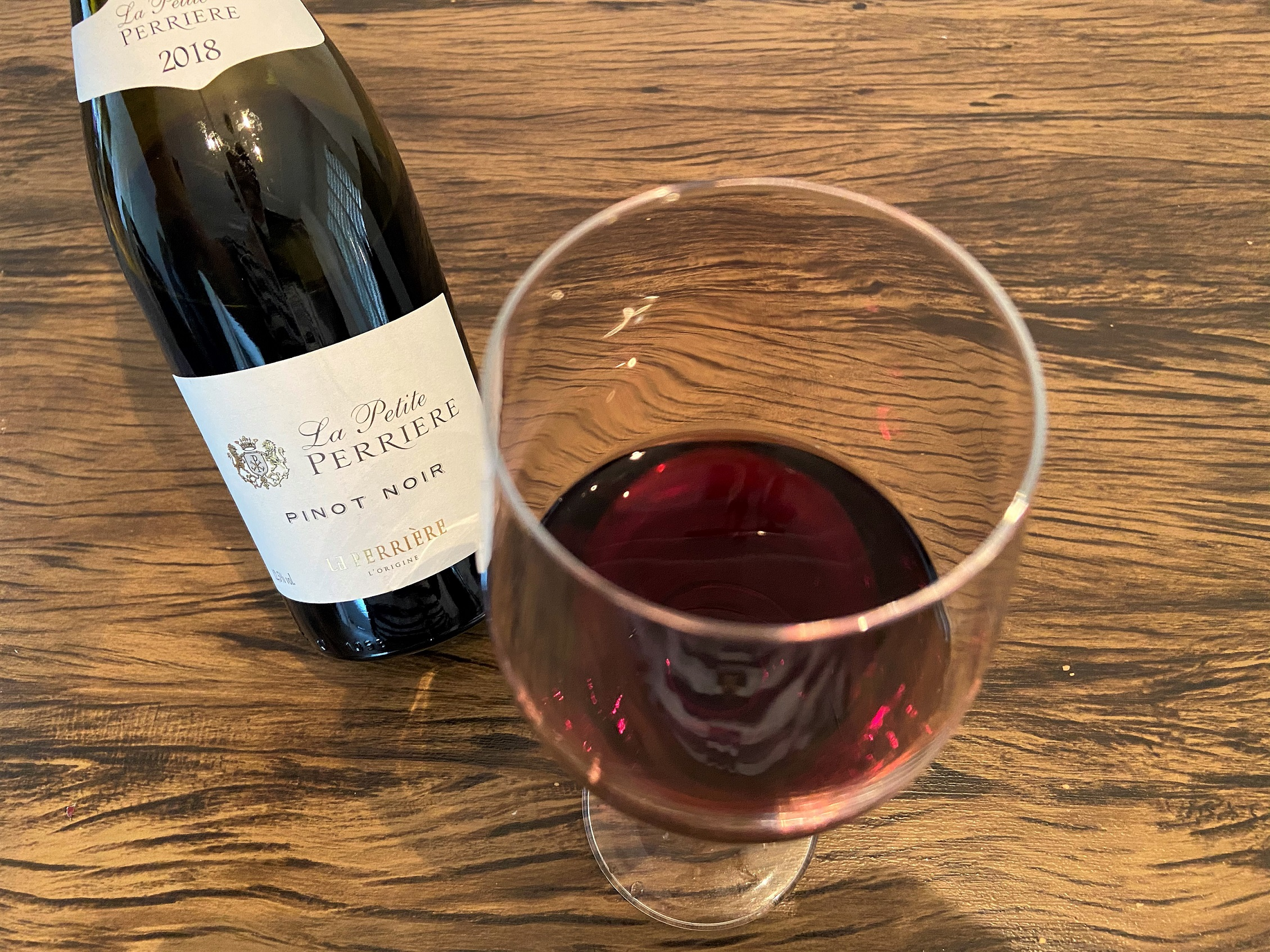 Pinot Noir La Petite Perriere